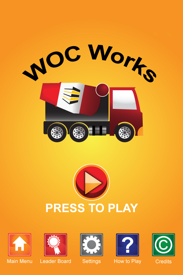 Screenshot W.O.C. Works