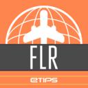 Florenz Reiseführer - Augmented Reality mit Offline Stadtplan und Karte - Stadtführer für Touristen - Firenze, Italien